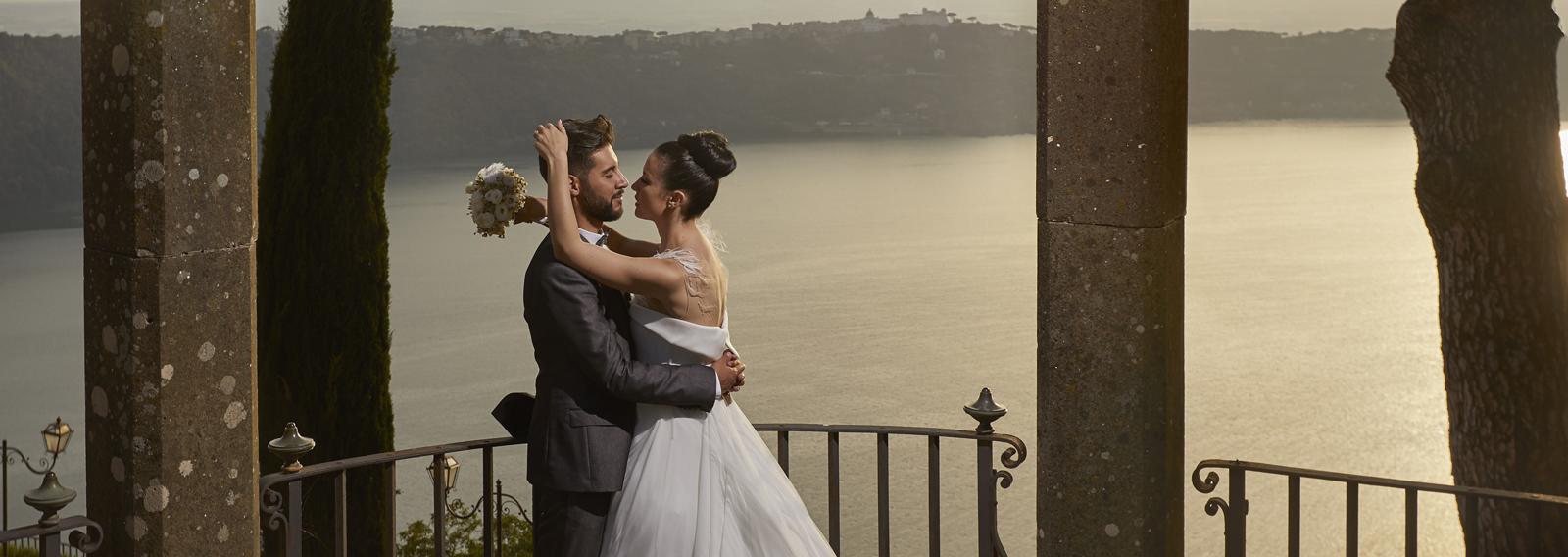 Video Matrimonio Villa del cardinale