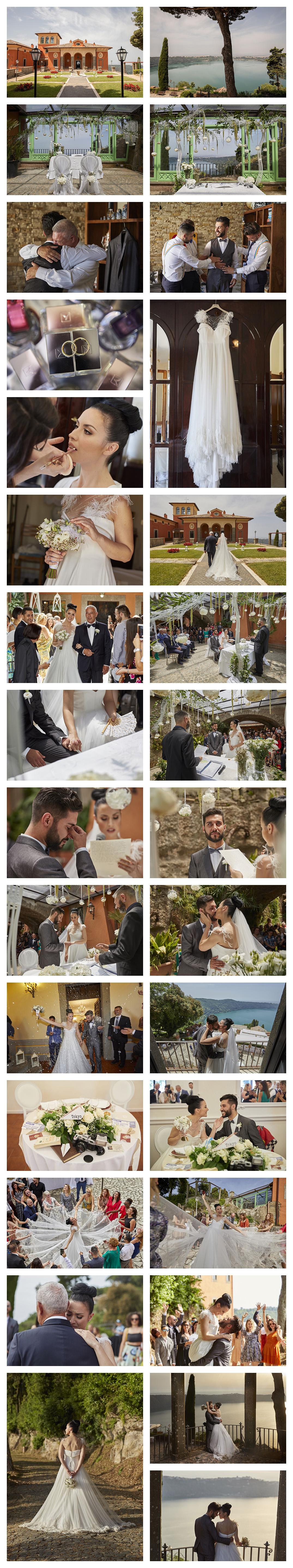 Video Matrimonio Rocca di Papa Roma