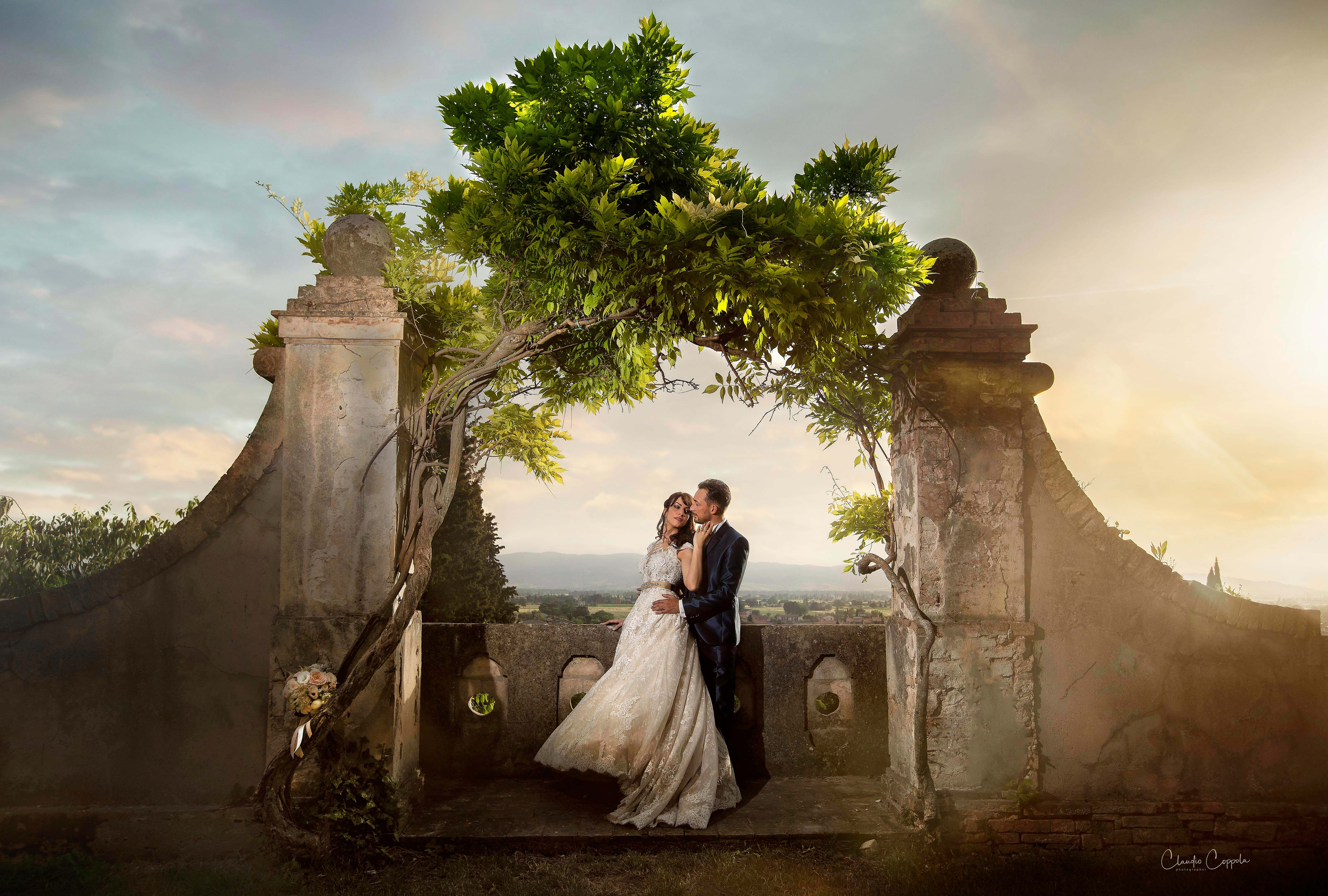 Video Matrimonio Villa Fidelia Perugia