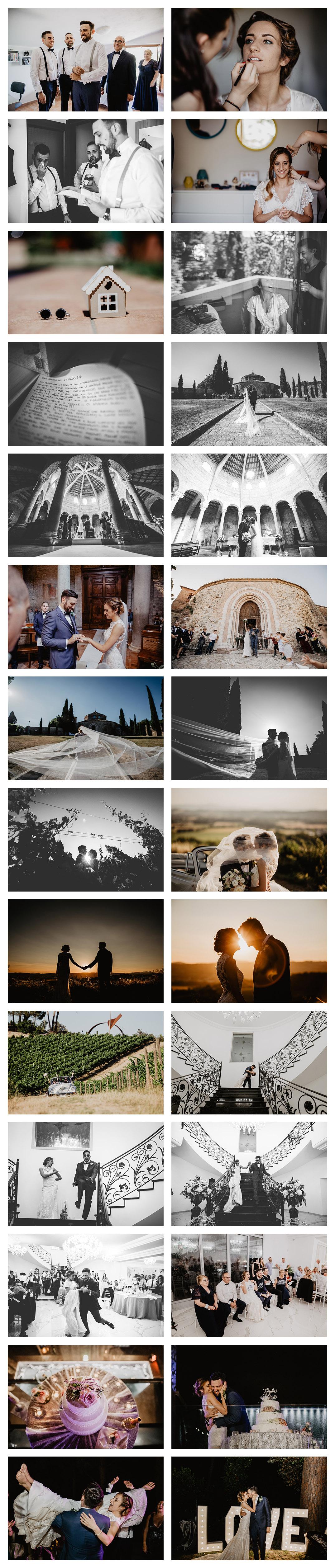 Video Matrimonio Tenuta Montenero Perugia