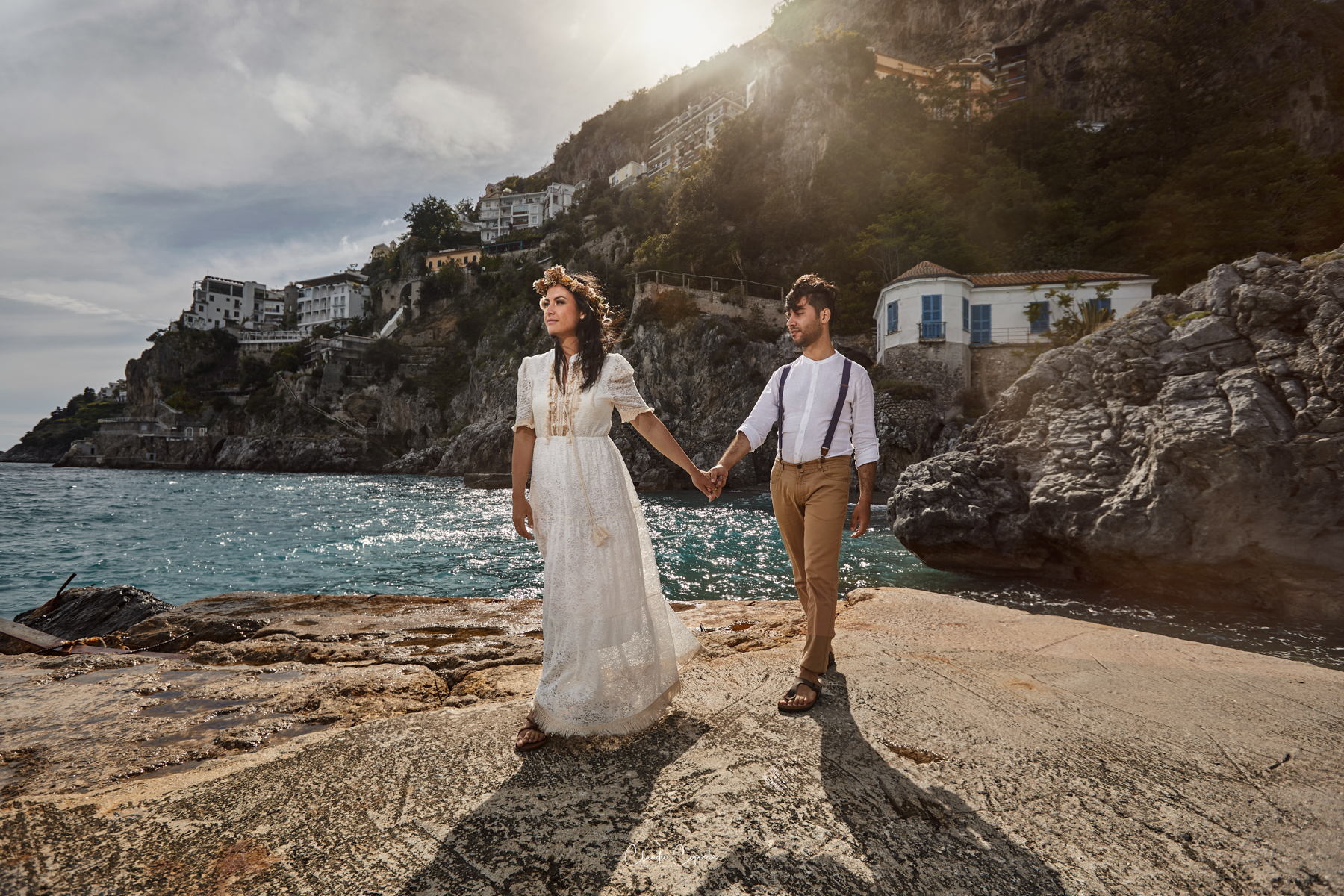 Video Matrimonio Amalfi