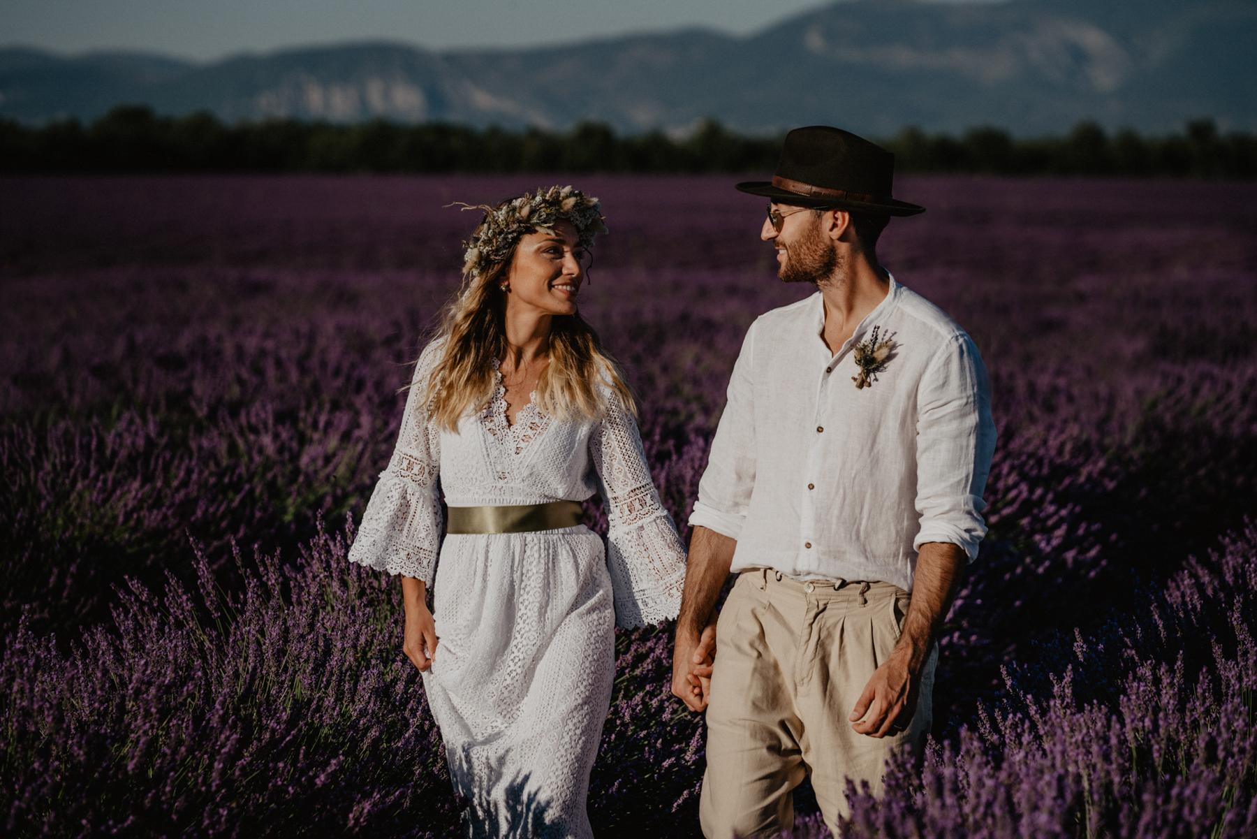 Videografi Reportage Matrimonio Provenza