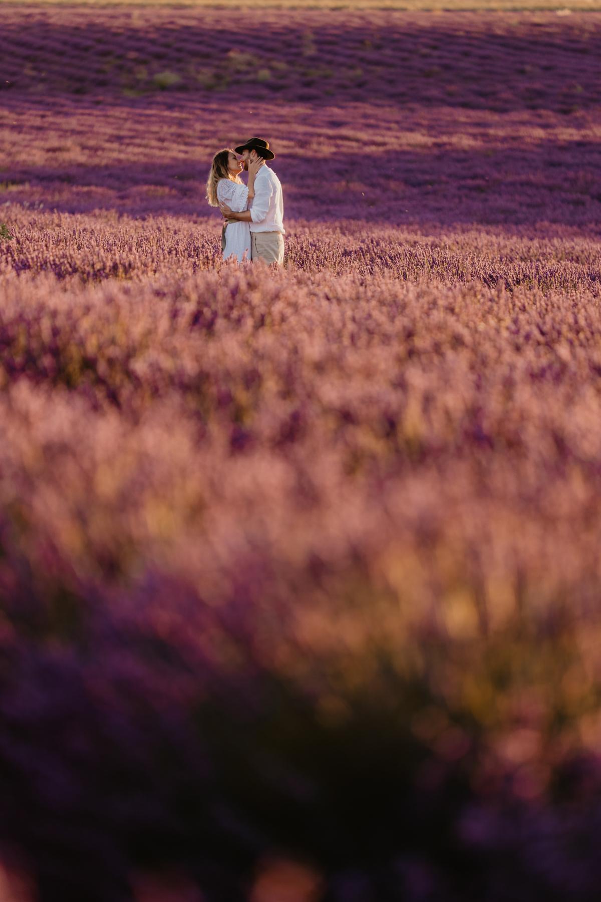 Matrimonio in provenza