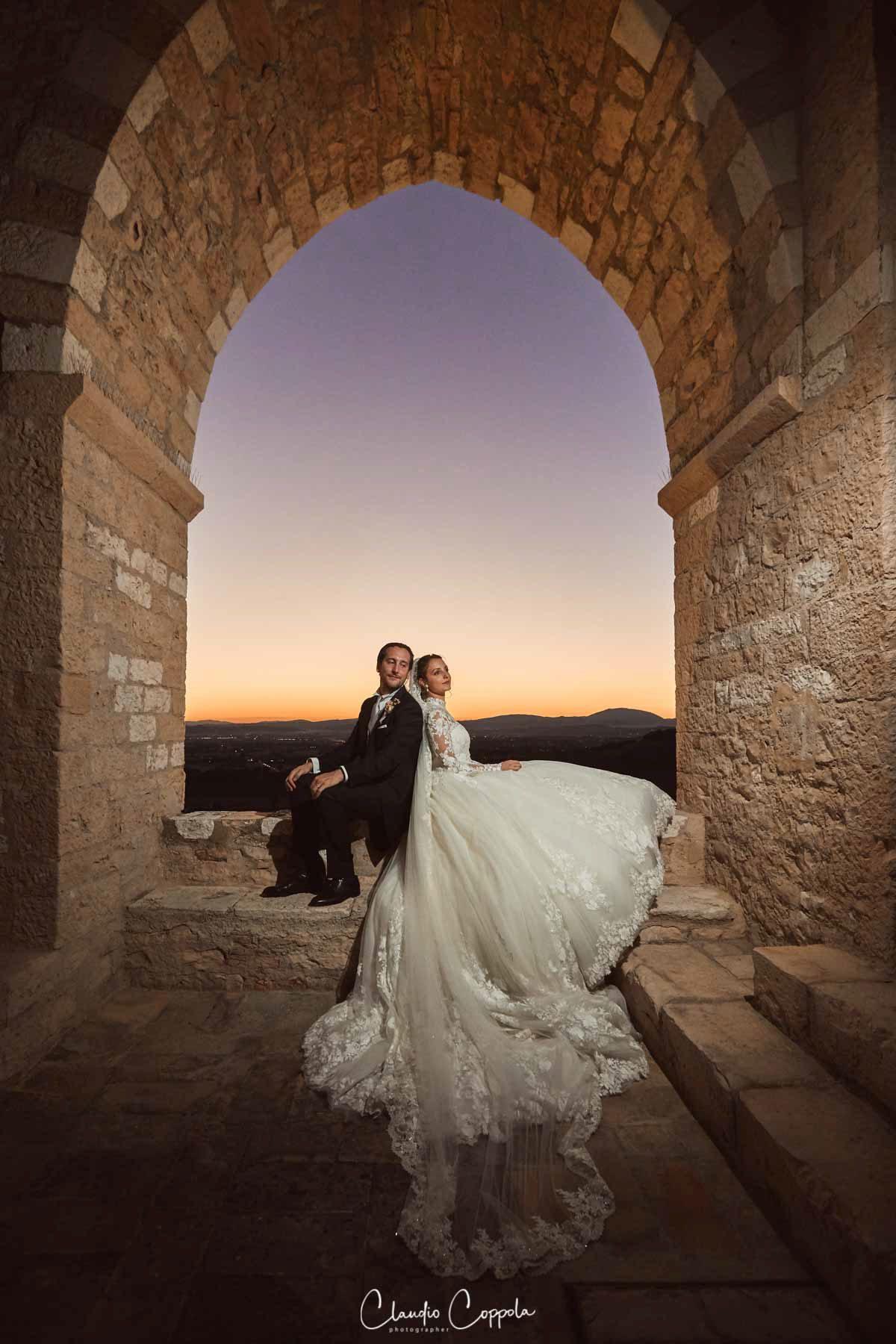 Matrimonio ad Assisi